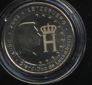 2€_004_Luxemburg_2004_Dynastie