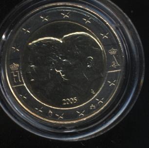 2€_005_Belgien_2005_Wirtschaftsunion