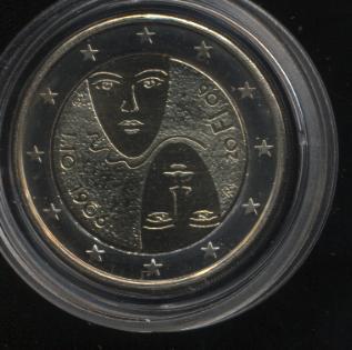2€_017_Finnland_2006_200_Jahre_Wahlrecht