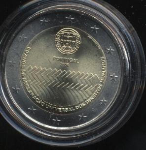 2€_049_Portugal_2008_Menschenrechte