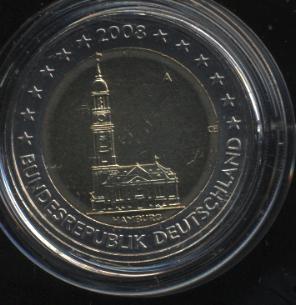 2€_052_Deutschland_2008_Michel