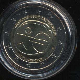 2€_058_Deutschland_2009_WWU