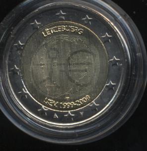 2€_069_Luxemburg_2009_WWU