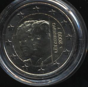 2€_078_Luxemburg_2009_Charlotte
