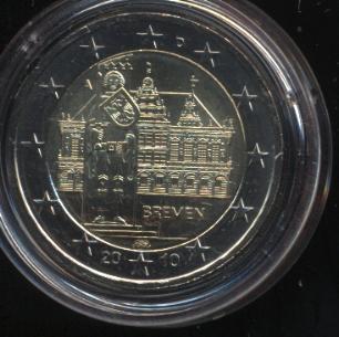 2€_091_Deutschland_2010_Bremen