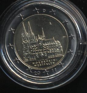 2€_106_Deutschland_2011_Nordrhein_Westfalen_